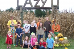 Lazy U Farms 2013